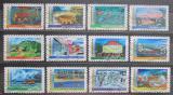 Poštovní známky Francie 2011 Francouzská zahraniční území Mi# 5243-54 Kat 14€