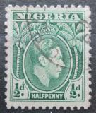 Poštovní známka Nigérie 1938 Král Jiří VI. Mi# 46 A