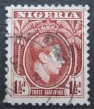 Poštovní známka Nigérie 1938 Král Jiří VI. Mi# 49 A