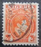 Poštovní známka Nigérie 1941 Král Jiří VI. Mi# 52