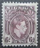Poštovní známka Nigérie 1938 Král Jiří VI. Mi# 57 A