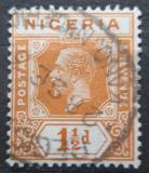 Poštovní známka Nigérie 1931 Král Jiří V. Mi# 24 II