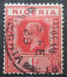 Poštovní známka Nigérie 1921 Král Jiří V. Mi# 14