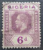 Poštovní známka Nigérie 1914 Král Jiří V. Mi# 7 Kat 15€