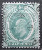 Poštovní známka Jižní Nigérie 1907 Král Edward VII. Mi# 33
