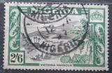 Poštovní známka Nigérie 1953 Přístav Victoria Mi# 80