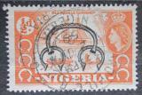 Poštovní známka Nigérie 1953 Lodě Mi# 71