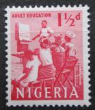 Poštovní známka Nigérie 1961 Vzdělávání dospělých Mi# 94