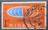 Poštovní známka Nigérie 1961 UPU, 75. výročí Mi# 105