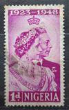 Poštovní známka Nigérie 1948 Královský pár Mi# 64