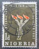 Poštovní známka Nigérie 1962 Mezinárodní veletrh  v Lagosu Mi# 125