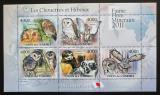 Poštovní známky Komory 2011 Sovy Mi# 3013-17 Kat 10€