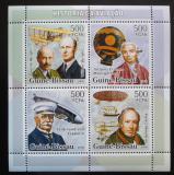 Poštovní známky Guinea-Bissau 2006 Historie letectví Mi# 3330-33 Kat 8€
