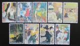 Poštovní známky Niger 1998 Umění Mi# N/N