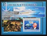 Poštovní známka Komory 2009 Lodě Mi# Block 497 Kat 15€