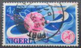 Poštovní známka Nigérie 1967 Mezinárodní den meteorologie Mi# 203