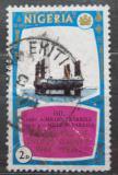 Poštovní známka Nigérie 1970 Těžba ropy Mi# 237