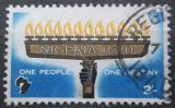 Poštovní známka Nigérie 1970 Konfederace 12 států Mi# 232