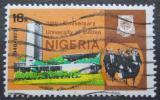 Poštovní známka Nigérie 1973 Univerzita Ibadan, 25. výročí Mi# 298