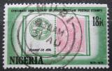 Poštovní známka Nigérie 1974 První známky, 100. výročí Mi# 302