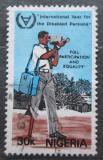 Poštovní známka Nigérie 1981 Mezinárodní rok postižených Mi# 384