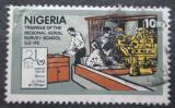 Poštovní známka Nigérie 1979 Africká hospodářská komise, 21. výročí Mi# 365