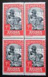Poštovní známky Francouzský Súdán 1931 Trhovkyně čtyřblok Mi# 60