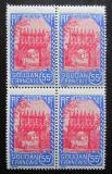Poštovní známky Francouzský Súdán 1938 Brána paláce v Djenné čtyřblok Mi# 76