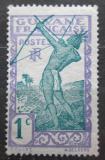 Poštovní známka Francouzská Guyana 1929 Lukostřelec Mi# 109
