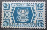 Poštovní známka Wallis a Futuna 1944 Keramika Mi# 147