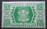 Poštovní známka Wallis a Futuna 1944 Keramika Mi# 148