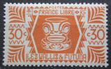 Poštovní známka Wallis a Futuna 1944 Keramika Mi# 149