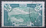 Poštovní známka Martinik 1927 Fort-de-France Mi# 93