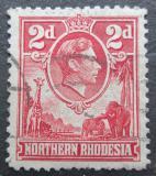 Poštovní známka Severní Rhodesie, Zambie 1941 Král Jiří VI. Mi# 32