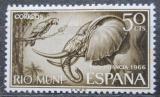 Poštovní známka Rio Muni 1966 Slon africký Mi# 69