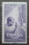Poštovní známka Fernando Poo 1961 Modlitba Mi# 193