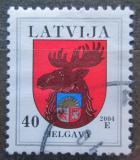 Poštovní známka Lotyšsko 2004 Znak Jelgava Mi# 498 C II