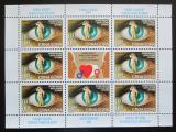 Poštovní známky Černá Hora 2001 Boj proti násilí na ženách Mi# N/N