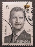 Poštovní známka Španělsko 2015 Král Filip VI. Mi# 4946 Kat 6€