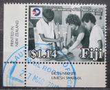 Poštovní známka Fidži 2018 Peace Corps, 50. výročí Mi# N/N