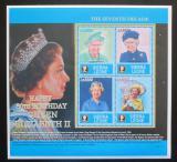 Poštovní známky Sierra Leone 2006 Královna Alžběta II. Mi# 4915-18 Kat 10€
