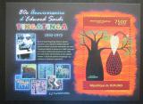 Poštovní známka Burundi 2012 Tradiční tanzánské umění Mi# Block 201 Kat 9€