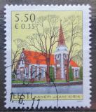 Poštovní známka Estonsko 2007 Kostel sv. Jana Mi# 596