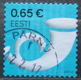 Poštovní známka Estonsko 2017 Poštovní roh Mi# 880