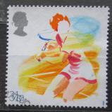 Poštovní známka Velká Británie 1988 Tenis Mi# 1145