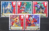Poštovní známky Velká Británie 1992 Operní scény Mi# 1409-13 Kat 6€