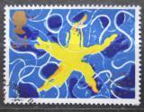 Poštovní známka Velká Británie 1992 Evropský vnitřní trh Mi# 1418