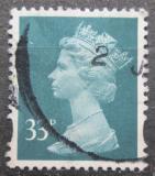 Poštovní známka Velká Británie 2000 Královna Alžběta II. Mi# 1862