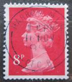 Poštovní známka Velká Británie 1973 Královna Alžběta II. Mi# 636