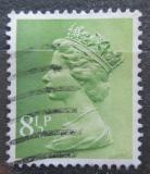 Poštovní známka Velká Británie 1975 Královna Alžběta II. Mi# 687